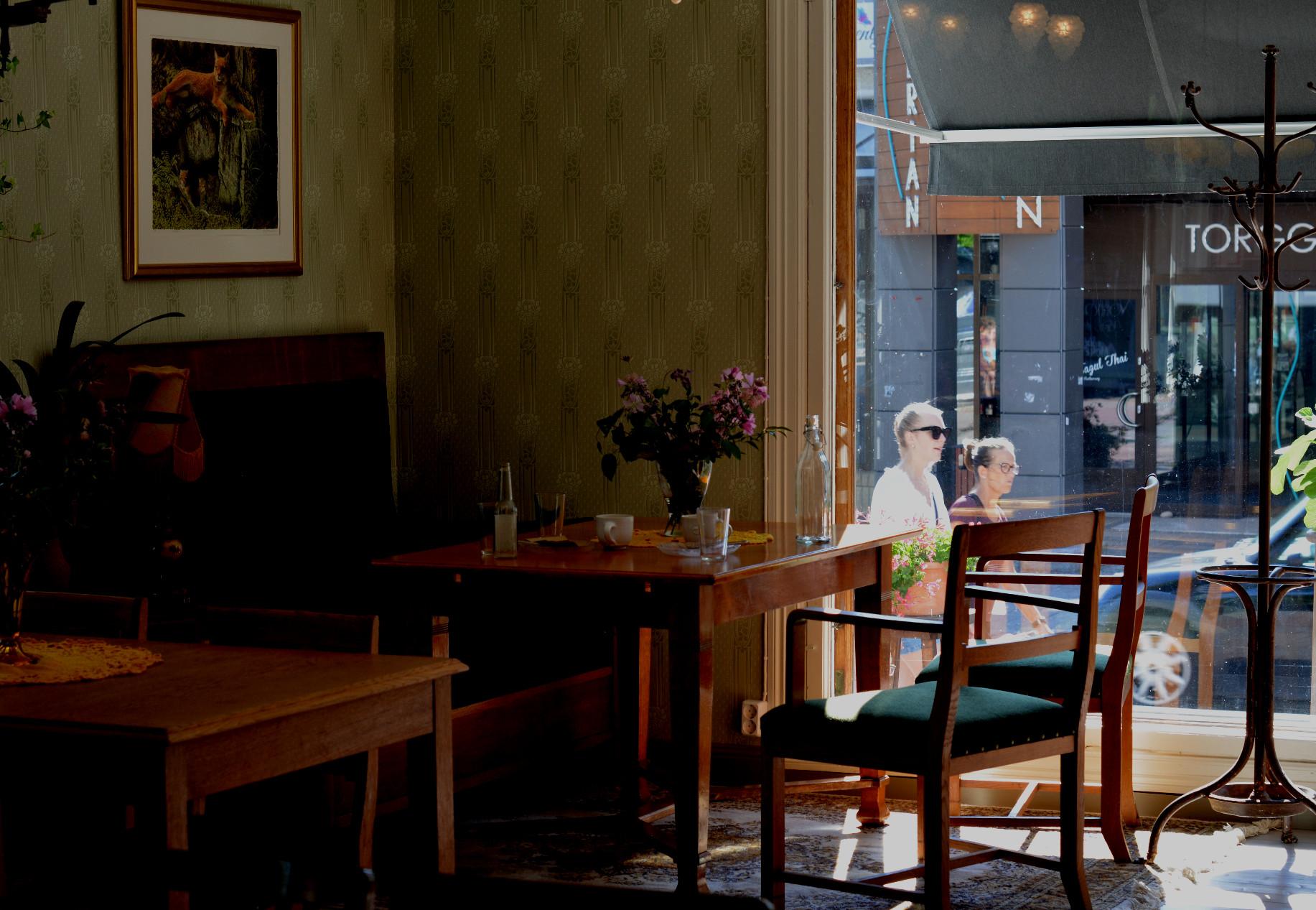 Café Viktor Mariehamn Åland