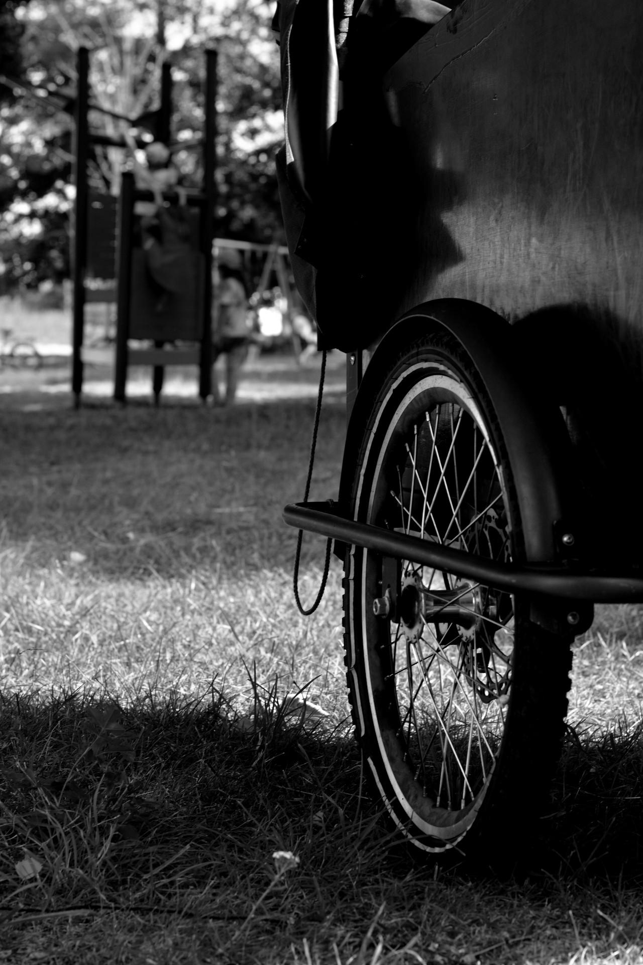 Lådcykel/Lastcykel utan el
