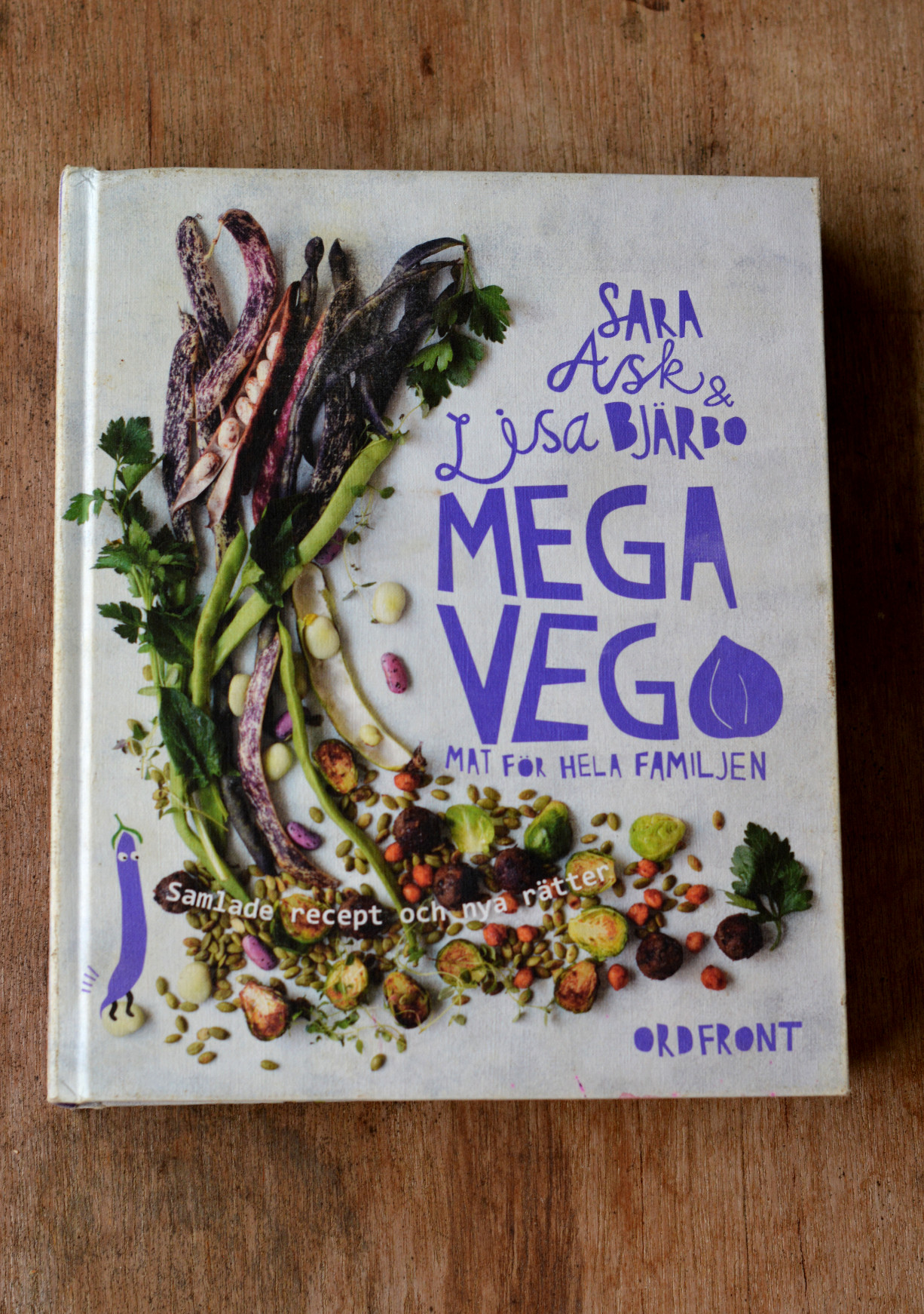 Mega vego av Lisa Bjärbo och Sara Ask
