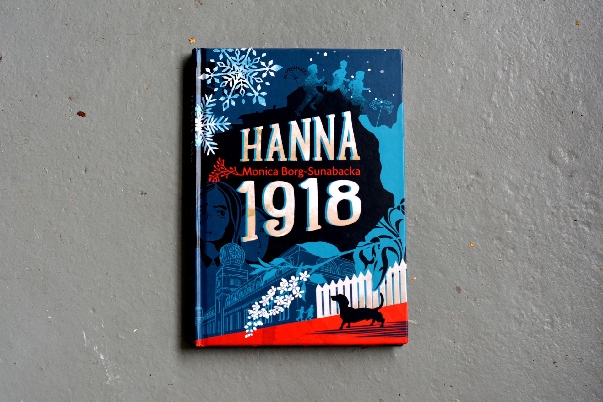 Hanna 1918 av Monica Borg-Sunabacka