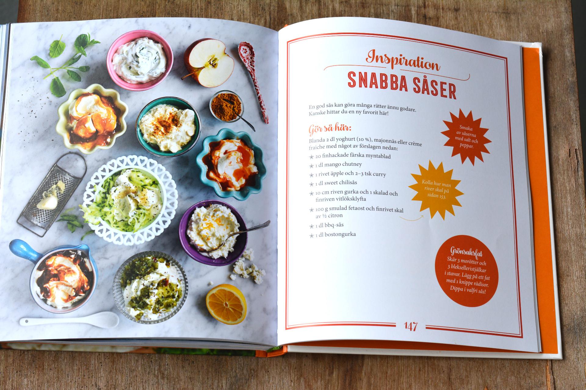Barnens kockskola - Vego: middag för hela familjen av Sara Begner