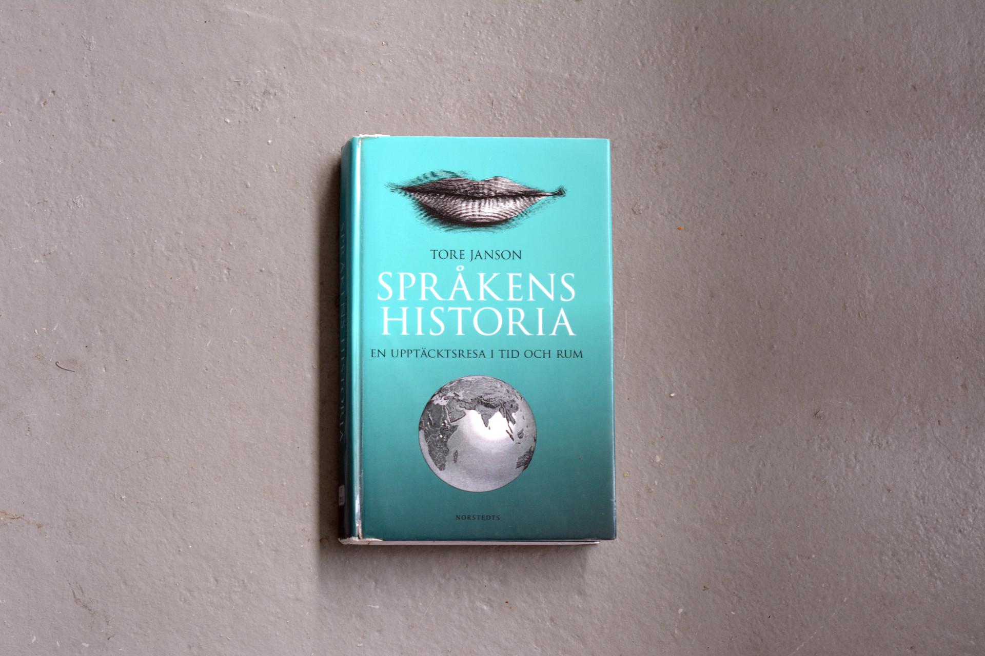 Språkens historia av Tore Janson