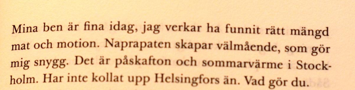 citat ur dröm natten till idag av Anna Järvinen.