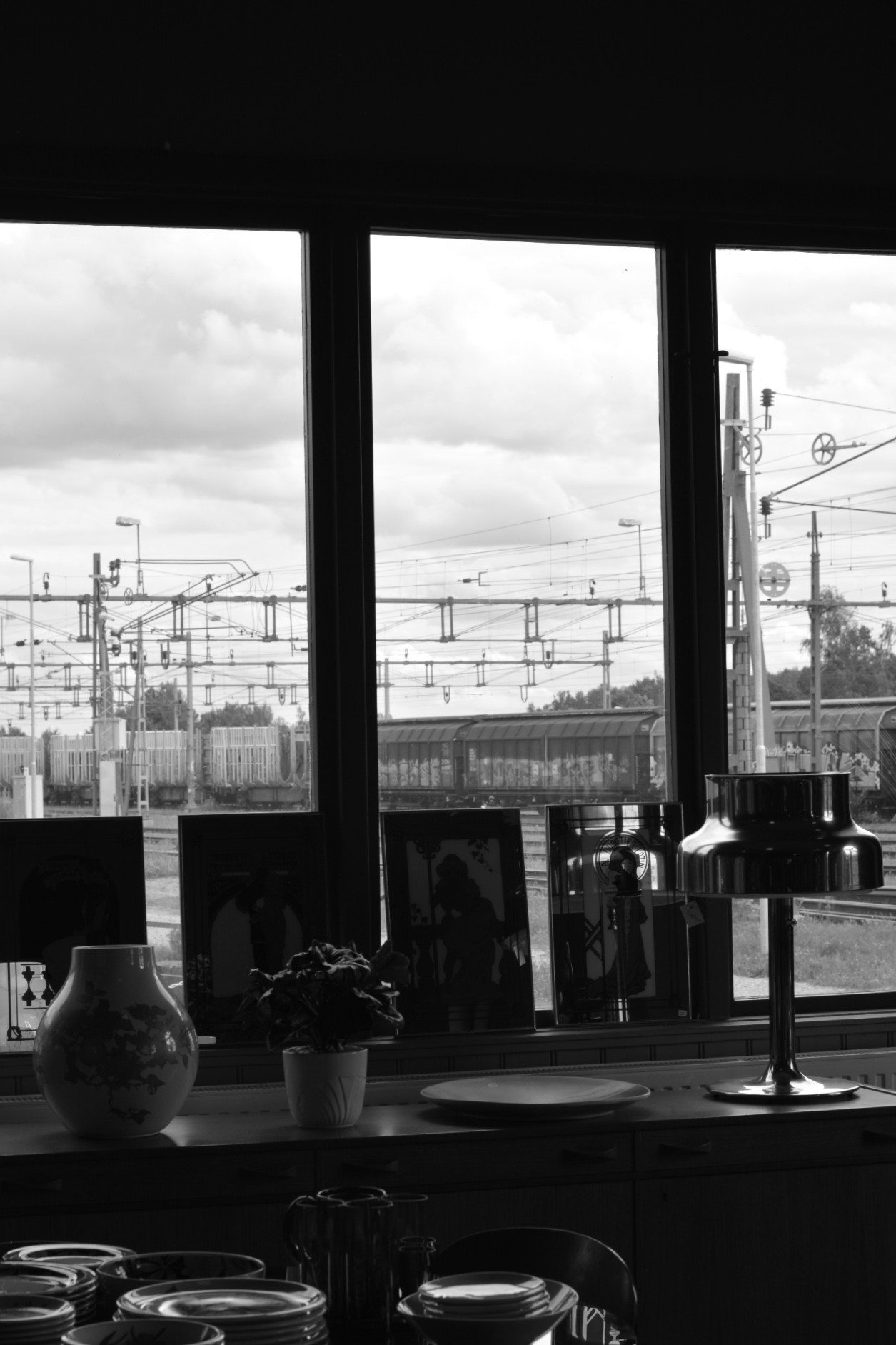 Café Lokstallarna Falun