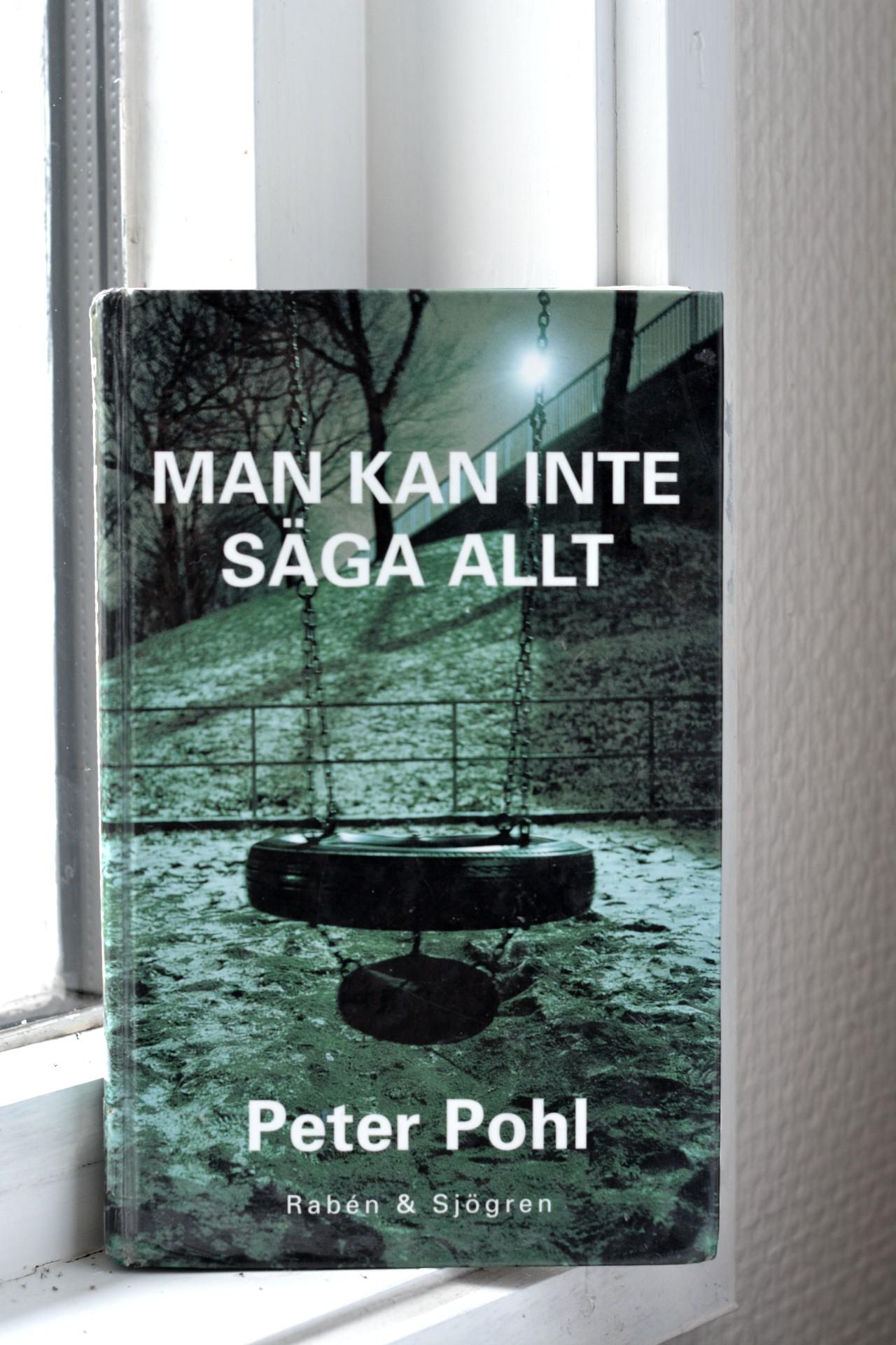 Man kan inte säga allt av Peter Pohl