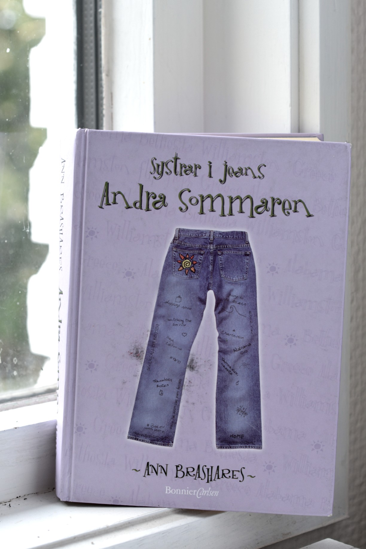 Systrar i jeans: Andra sommaren av Ann Brashares