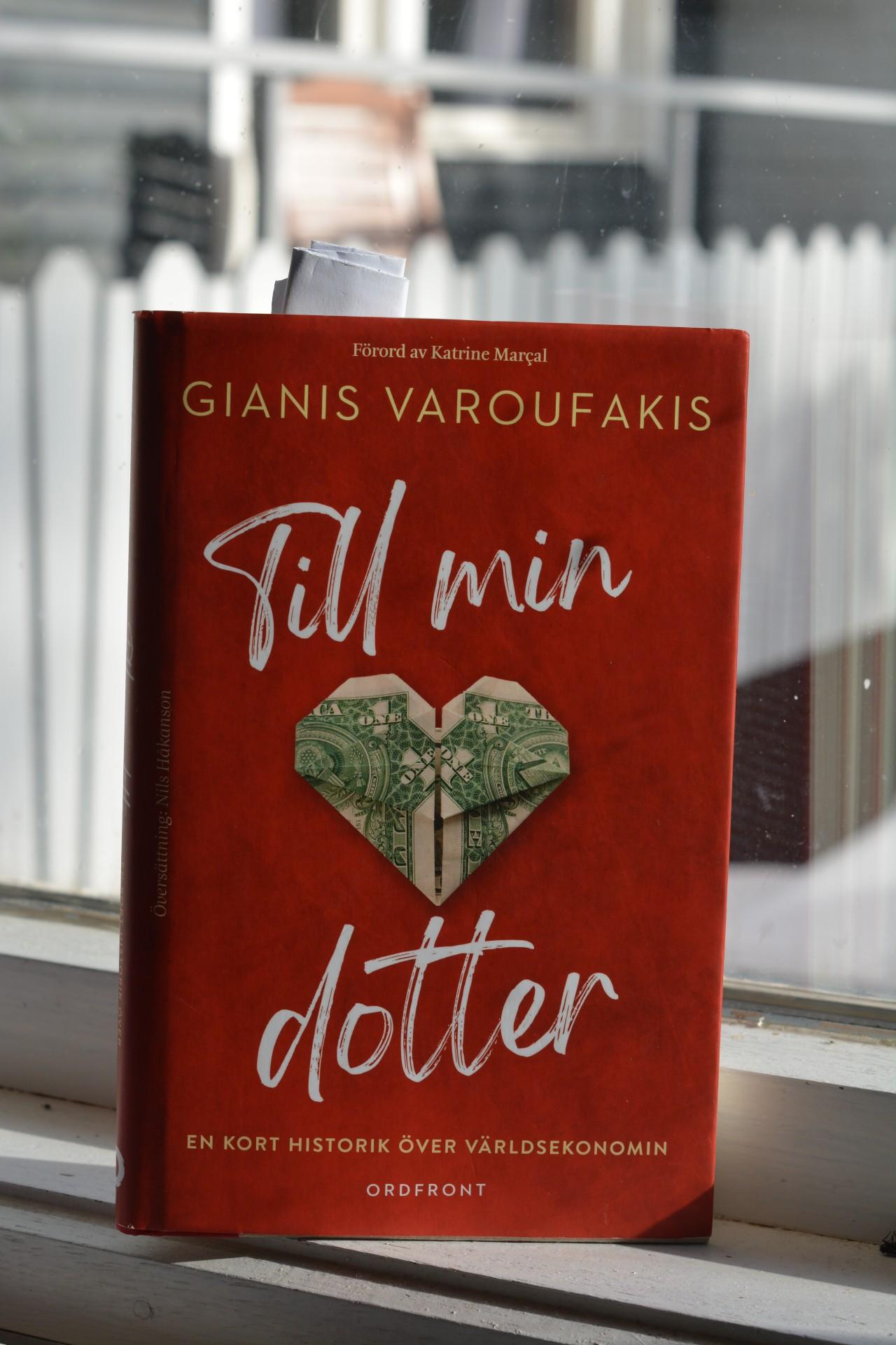 Till min dotter: en kort historik över världsekonoin av Gianis Varoufakis